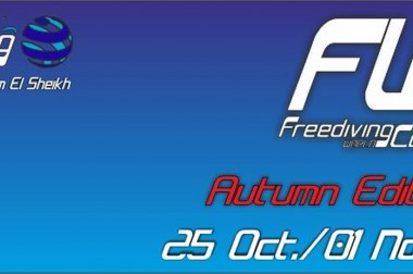 OCT 25 | Freediving World Competition Autumn Edition 2015